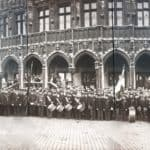 Fanfare de pompiers, collection de photos anciennes
