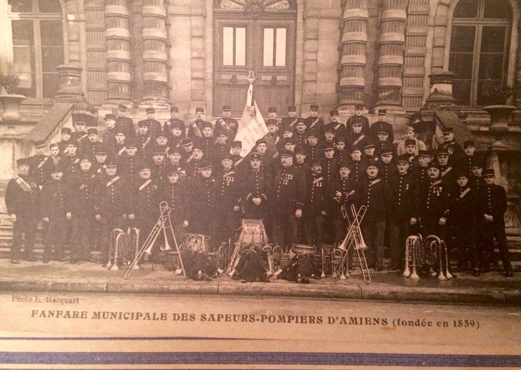 fanfare municipale d'Amiens
