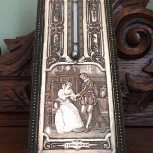 Thermomètre romantique