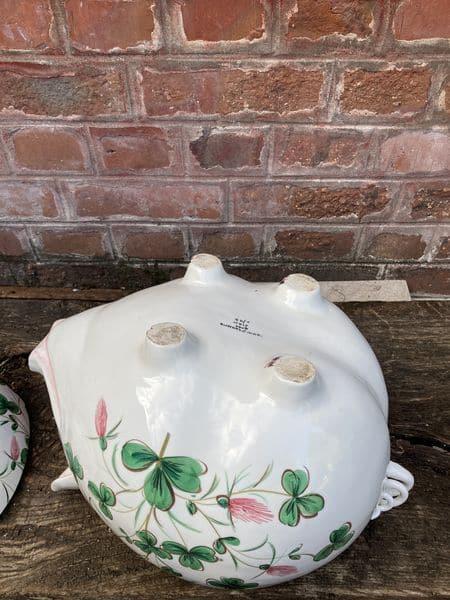 richard ginori cochon en céramique servant de boite 3