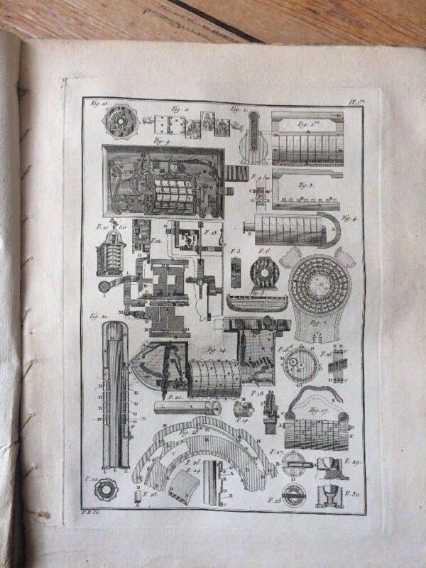 arts et métiers gravure 1