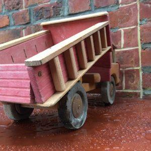 Camion benne chantier DEJOU