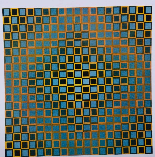 Victor Vasarely oeuvres et expositions