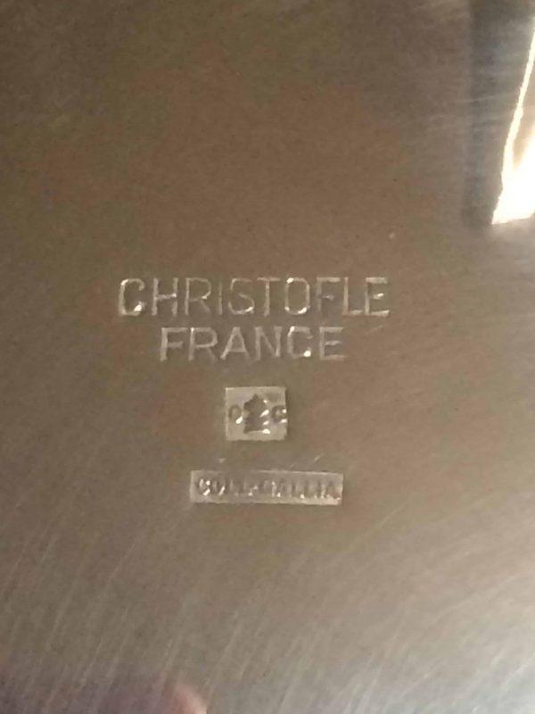Cristofle Gallia signature