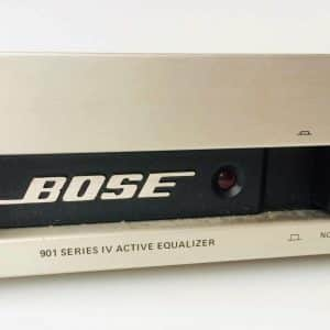 BOSE 901 series IV active equalizer