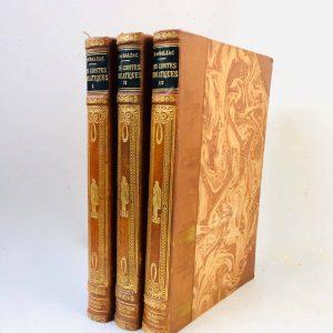 Les contes drolatiques – H de Balzac – illustrations Robida