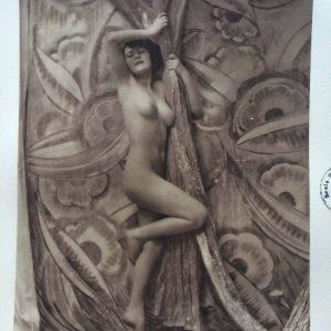 Photographies Originales de Laryew – Danseuses des Folies Bergères