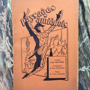 Paysages Amiénois – Droyerre & Ringard à Amiens 1927