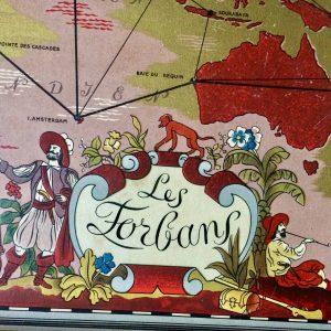 Jeu Diamino les Forbans – Dessin de Lucien Boucher