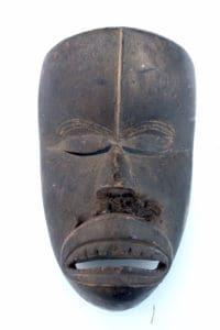 masque DAN région Danané - RCI 4