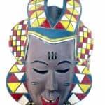 Masque de parade