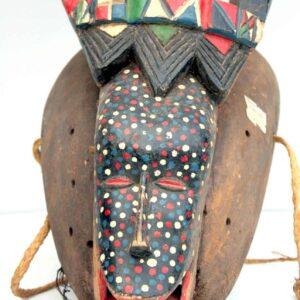 Masque de Parade de Haute Volta – Afrique de l'ouest