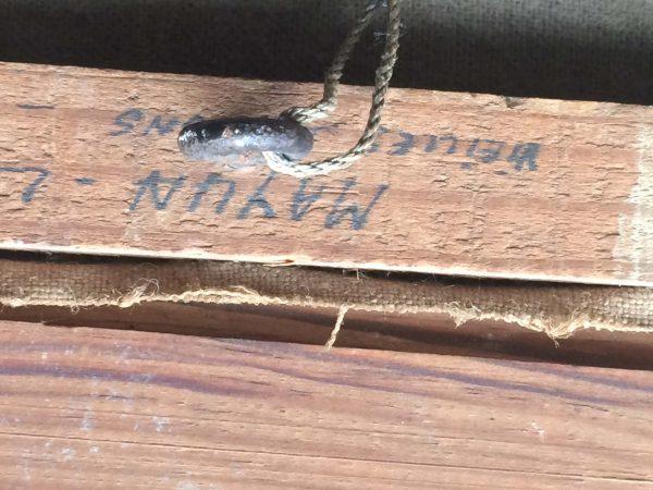 Georges Prestat tableau peinture signature