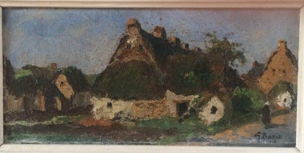 Georges Prestat maison en bretagne