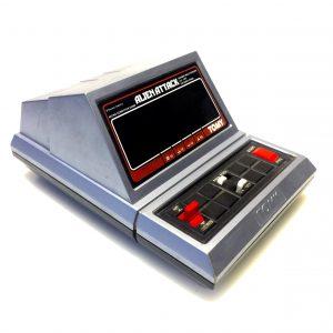 Console de jeu vidéo vintage – Alien Attack TOMY