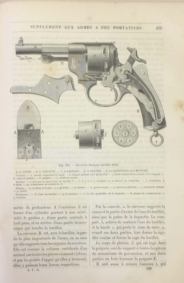 Louis Figuier armes