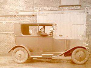 Voiture ancienne Renault Torpedo