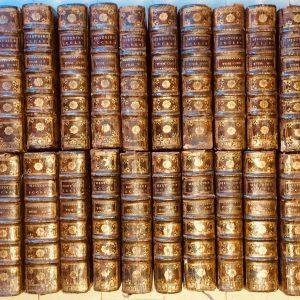 histoire ecclesiastique 28 volumes abbé fleury