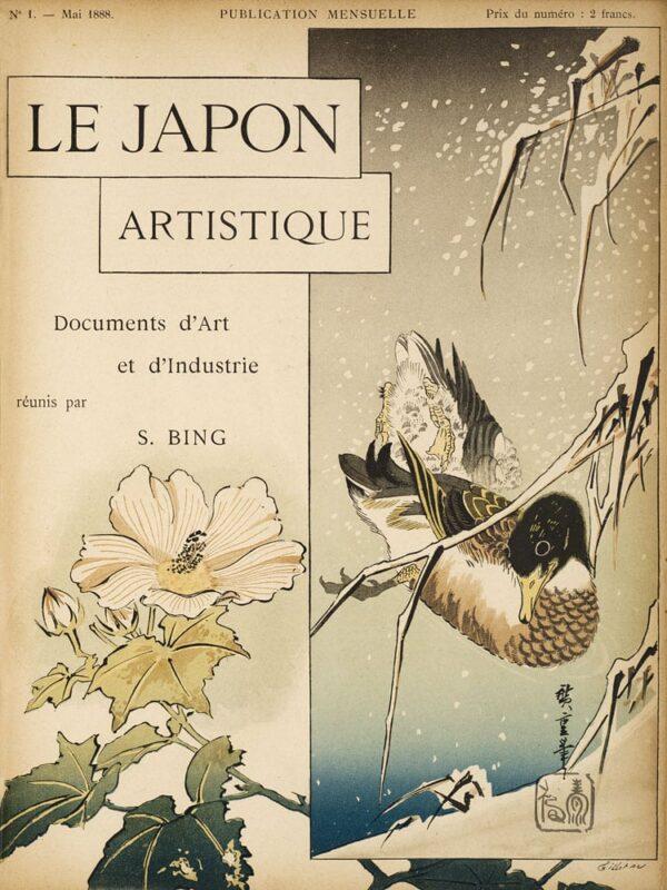 japon artistique par S. Bing