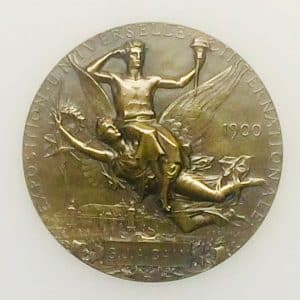 Médaille de l'Exposition universelle internationale de 1900