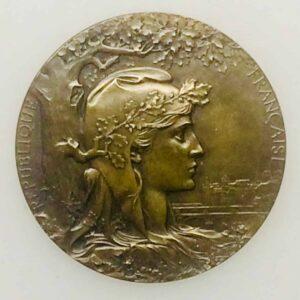Médaille de l'Exposition universelle internationale de 1900