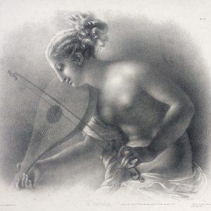 Lithographie de Girodet-Trioson – COMALA