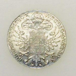 Thaler Marie Thérèse – monnaie d'argent 1780