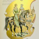 Louis Vallet - Le Chic à cheval,Histoire pittoresque de l'équitation