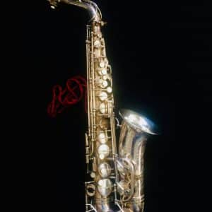 SAXOPHONE SELMER ALTO super balanced action – silver plated