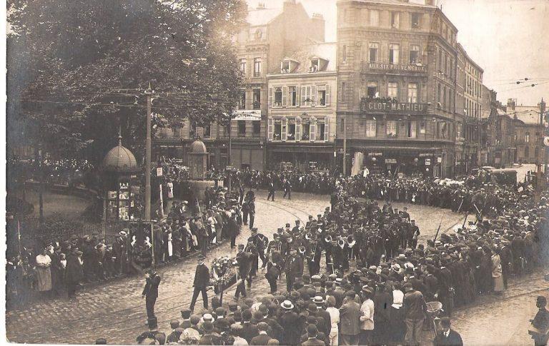 Amiens Fanfare Obsèques
