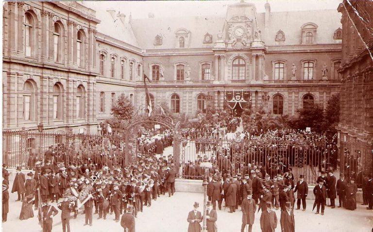 Amiens Obsèques Mr Catoire