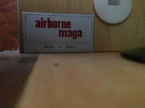 Airborne Maga