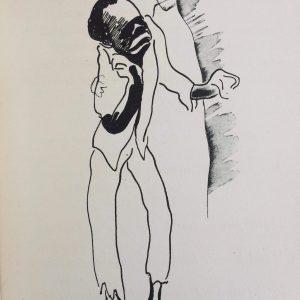 BLUES poésie de l'Amérique noire illustré par Francis Mazière