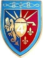 Insigne 4 Hussard