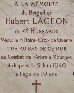 Lageon Hubert
