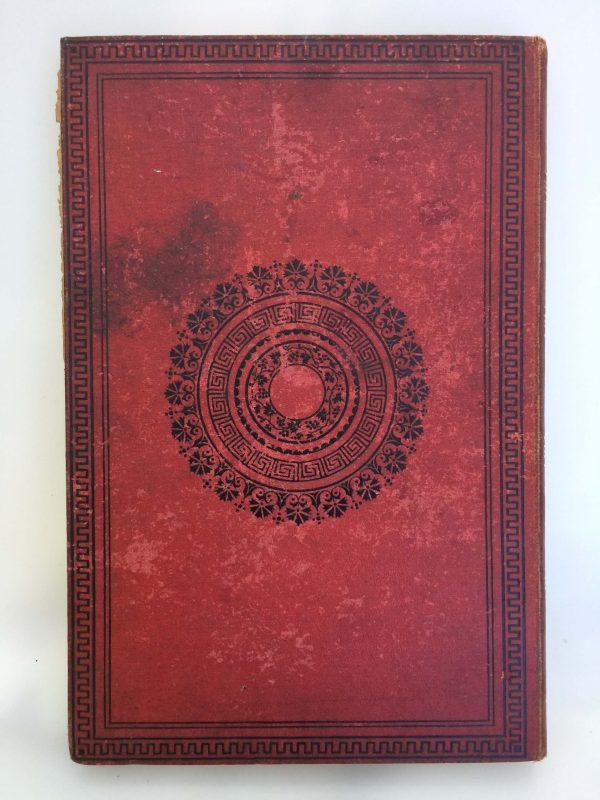Livre De Jules Verne Une Édition Originale Éditée Chez Hetzel 4eme De Couv