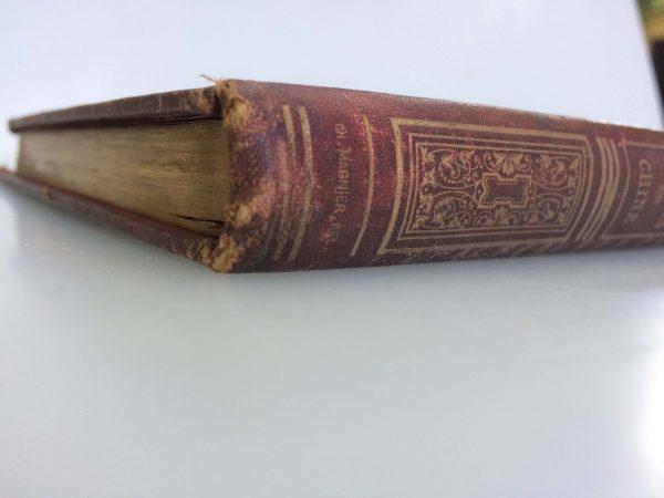 Livre De Jules Verne Une Édition Originale Éditée Chez Hetzel Les Tribulations D'un Chinois En Chine Bis