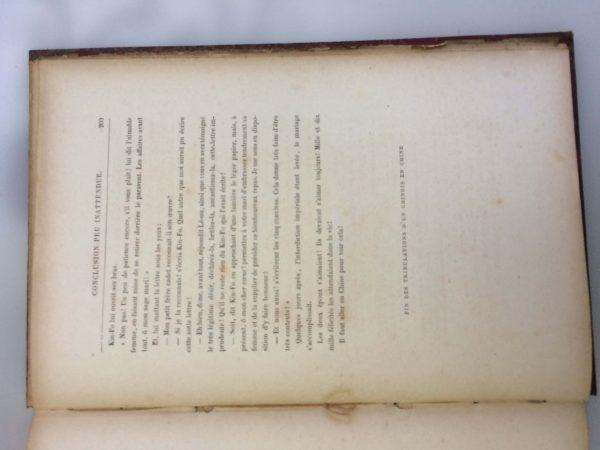 Livre De Jules Verne Une Édition Originale Éditée Chez Hetzel Les Tribulations D'un Chinois En Chine Catalogue
