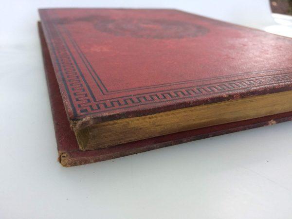Livre De Jules Verne Une Édition Originale Éditée Chez Hetzel Les Tribulations D'un Chinois En Chine Tranche Doré