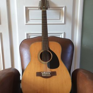 Yamaha Guitare FG-230 nippon Gakki red label