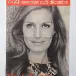 Affiche De Dalida En Concert À L'olympia