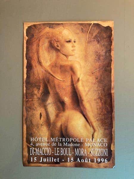 di maccio affiche monaco 96